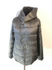 Куртка Kaqihao демисезон - черного, серого и малинового цвета фото №3