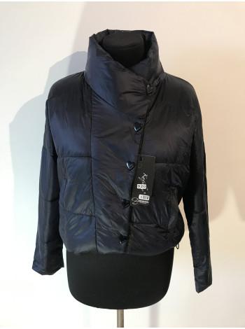 Куртка женская Kaqihao демисезон - синего цвета