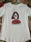 Женские футболки на лето недорого в интерне магазине фото №2