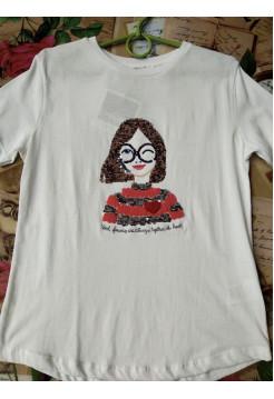 Женские футболки на лето недорого в интерне магазине