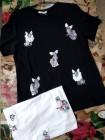 Купить футболку женскую с принтом и рисунком фото №3
