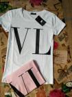 Молодіжні жіночі футболки різних кольорів фото №4