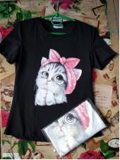 Летние футболки женские в интернет магазине