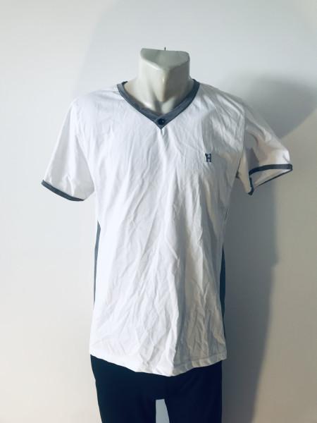 Чоловіча футболка біла Hermes
