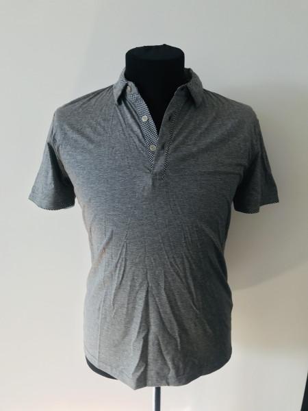 Чоловіча футболка поло Giorgio Armani великих розмірів