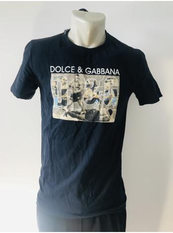 Чоловіча футболка Dolce and Gabbana