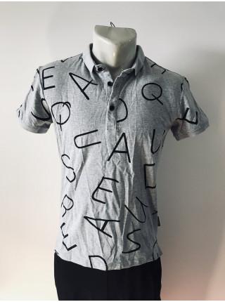 Чоловічі футболки Dsquared чорна, біла, сіра