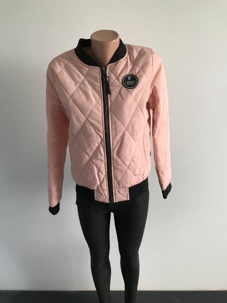 Куртка бомбер жіночий Y.Q.