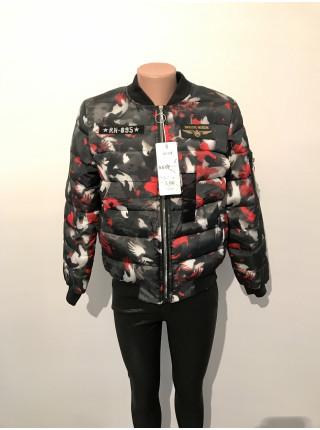 Жіночі куртки бомбер SSYP весна - осінь