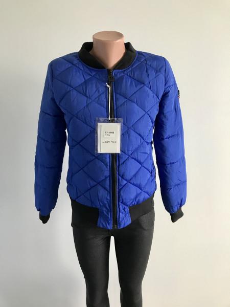 Жіноча куртка бомбер Lady Yep весна - осінь - демісезон