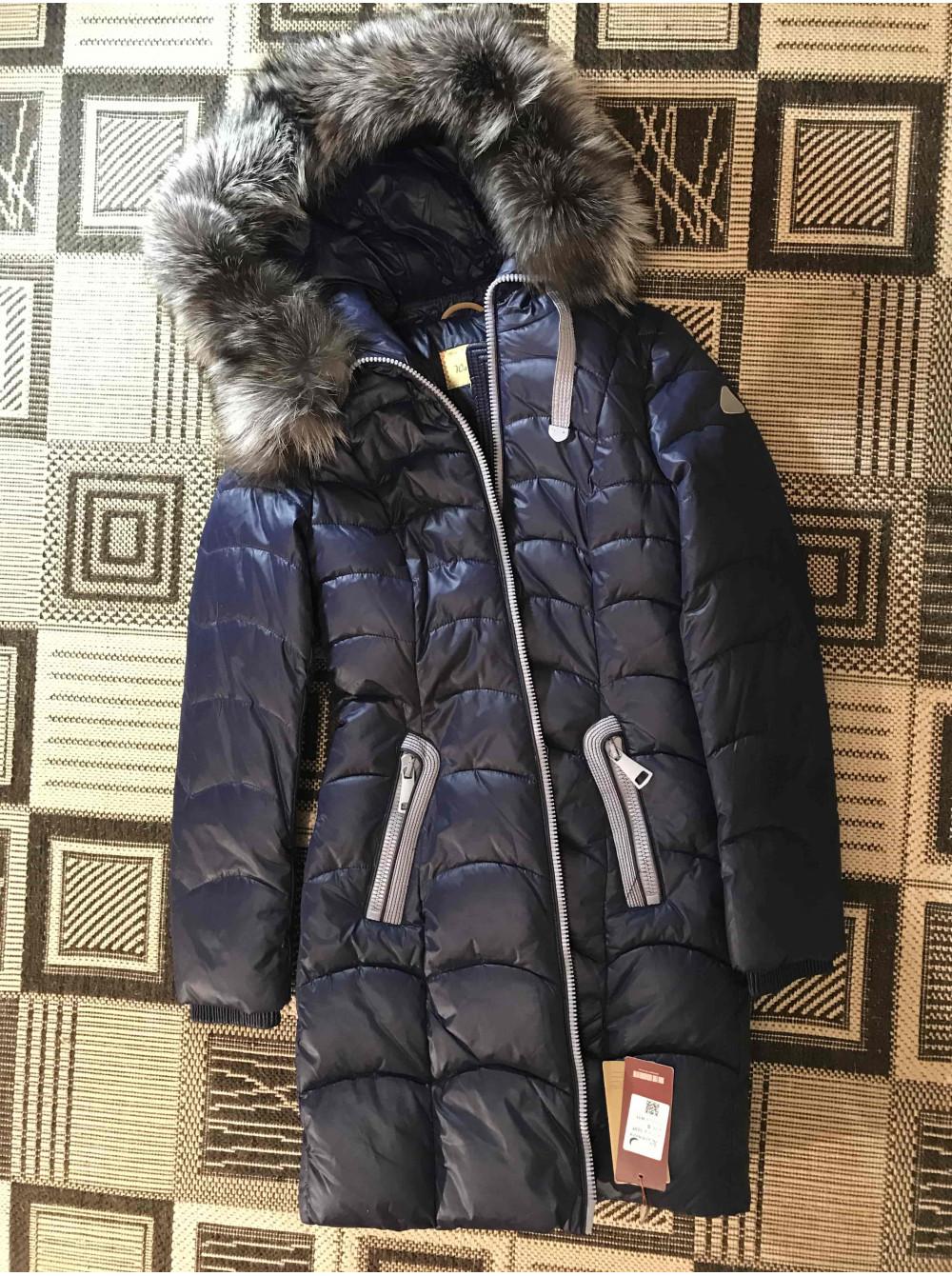 Жіноча зимова куртка з чорнобуркою на капюшоні. Натуральний наповнювач фото  №3 f5cb9b959fe46