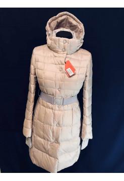 Купить Snowimage пуховик в магазине. Светлый бежевый