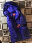 Snowimage женский пуховик с натуральным мехом енота фото №3