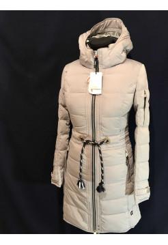 Пуховики, купить куртки Snowimage в Украине. 502 серая