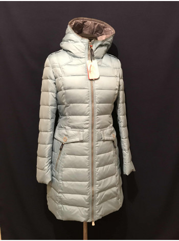 Snowimage женский пуховик - светлая бирюза 507