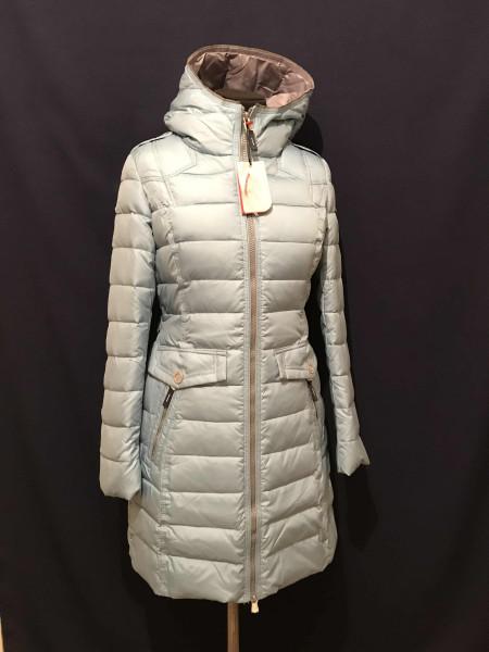 Snowimage женский пуховик - цвет светлая бирюза 507