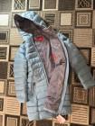 Snowimage женский пуховик - светлая бирюза 507 фото №3