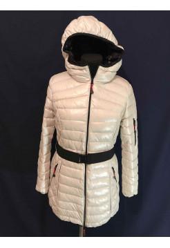 Купити зимові Snowimage на дівчину в Україні. Куртка колір молоко