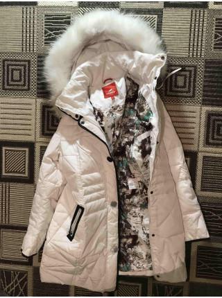 Жіноча куртка - пуховик на зиму tommy