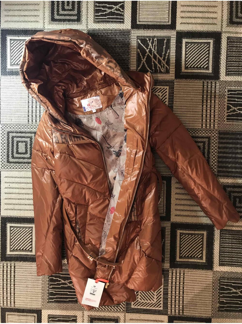 Пуховики VO TARUN для жінок на зиму. Купити vo.tarun пуховики і куртки оптом 6946cb34ca781
