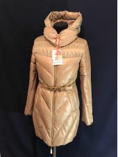Женские зимние пуховики и куртки  VO.TARUN — купить оптом и розница