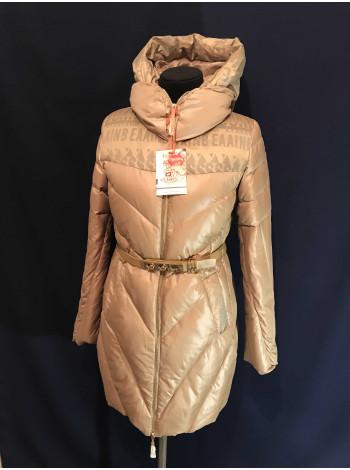 Жіночі зимові куртки, пуховики VO TARUN купити недорого в інтернет магазині. Vo.Tarun замовити оптом і в роздріб Україна.