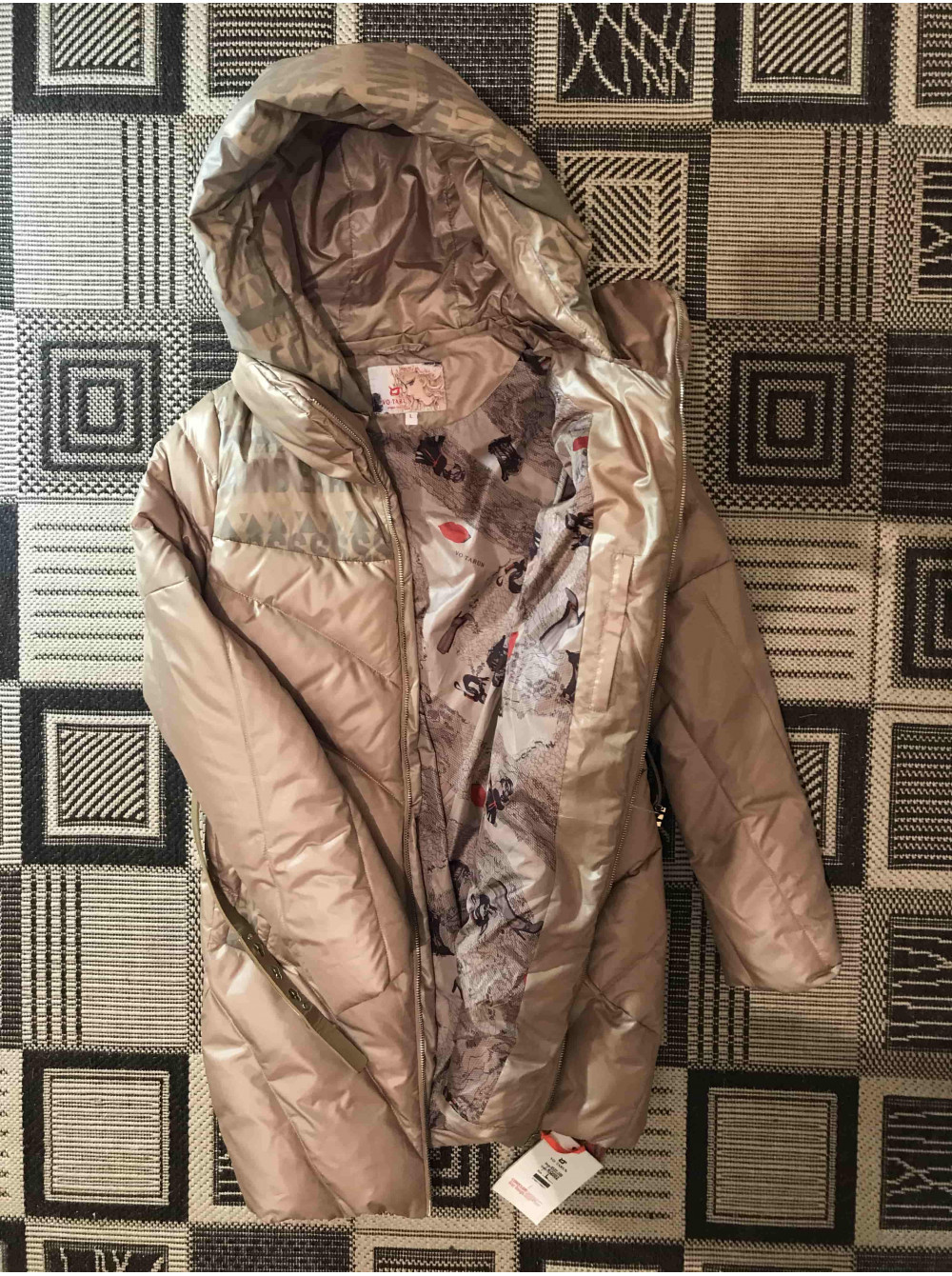 VO TARUN купити жіночі пуховики і зимові куртки в Україні  40d751b87e10e