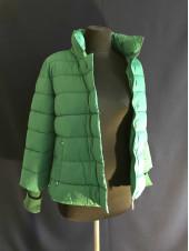 Куртка демісезонна жіноча - зелена