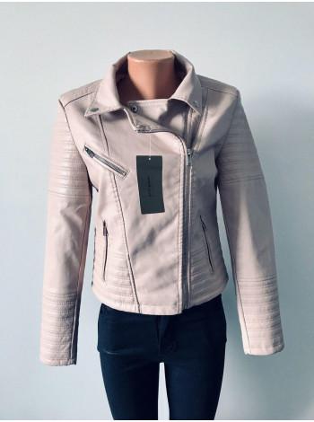 Куртки кожзам жіночі - купити недорого оптом і вроздріб в інтернет магазині