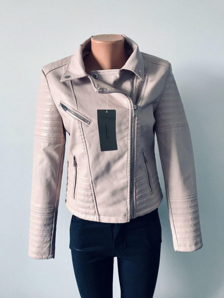 Куртки кожзам женские AFTF basic оптом и розницу