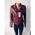Куртки кожаные, куртки кожзам женские - купить недорого оптом и розница в интернет магазине