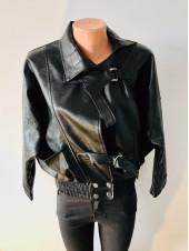 Женская кожаная куртка кожзам Jaibaina - оптом и розница