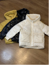 Куртки зимові жіночі hengbeishenh