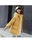 Куртка зимняя женская Hengbeishenh фото №2