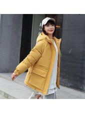Курточка зимова жіноча hengbeishenh