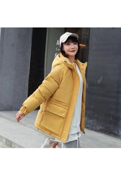 Курточка зимняя женская hengbeishenh