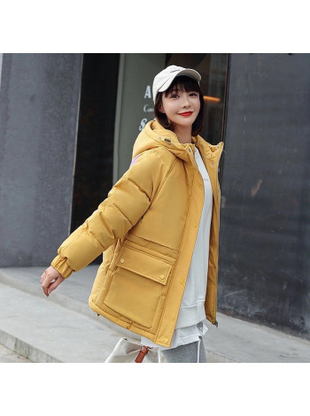 Куртка зимняя женская Hengbeishenh