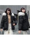 Куртка зимняя женская Hengbeishenh фото №4