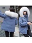 Куртка зимняя женская Hengbeishenh фото №3