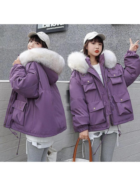 Hengbeishenh куртка зимова жіноча
