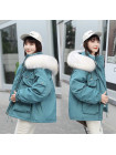 Куртка зимняя женская Hengbeishenh фото №6