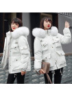 Куртка зимняя женская Hengbeishenh фото №5