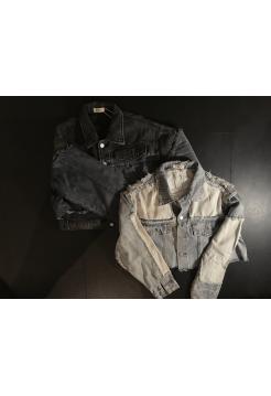 Куртка джинсова жіноча SSLG