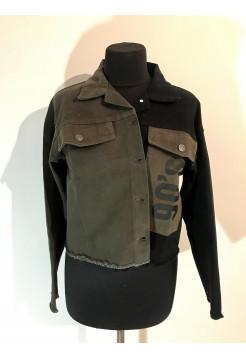 Женский джинсовый пиджак Asist
