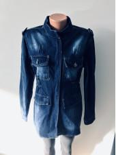 Купити джинсові кардигани оптом і в роздріб в Україні