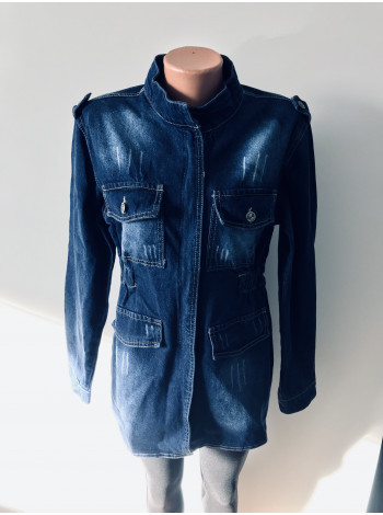 Купить джинсовые кардиганы - оптом и в розницу в Украине