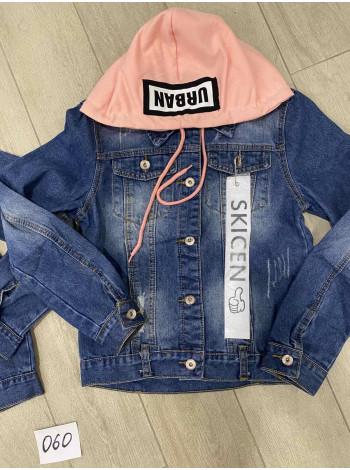 Джинсовая куртка на лето