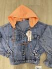 Джинсовые куртки женские на лето оптом и розница  фото №3