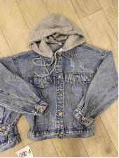 Джинсовые куртки женские на лето оптом и розница