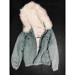 Джинсова куртка жіноча купити джинсову куртку, джинсовку, піджаки, жилети. Жіночі джинсові куртки весна, осінь, демісезон.